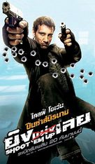 Shoot 'Em Up - Thai Movie Poster (xs thumbnail)