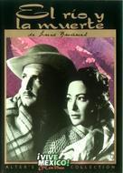 El río y la muerte - Mexican DVD cover (xs thumbnail)