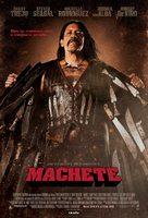 Machete - Brazilian Movie Poster (xs thumbnail)