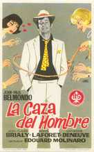 La chasse à l'homme - Spanish Movie Poster (xs thumbnail)