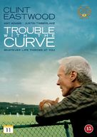 Trouble with the Curve - Danish DVD cover (xs thumbnail)
