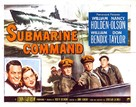 Submarine Command - Movie Poster (xs thumbnail)