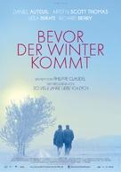 Avant l'hiver - German Movie Poster (xs thumbnail)