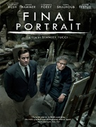 Final Portrait - Movie Poster (xs thumbnail)
