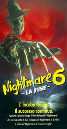 Freddy's Dead: The Final Nightmare - Italian Movie Poster (xs thumbnail)