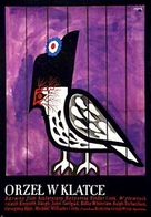Eagle in a Cage - Polish Movie Poster (xs thumbnail)
