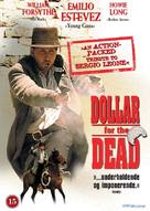 Dollar for the Dead - Danish DVD cover (xs thumbnail)
