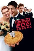 American Wedding - Slovenian Movie Poster (xs thumbnail)