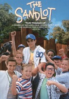 The Sandlot - Movie Cover (xs thumbnail)