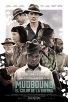 Mudbound - Argentinian Movie Poster (xs thumbnail)