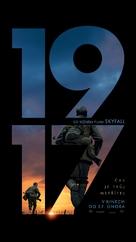 1917 - Czech Movie Poster (xs thumbnail)