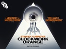 A Clockwork Orange - British Movie Poster (xs thumbnail)