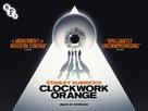 A Clockwork Orange - British Movie Poster (xs thumbnail)