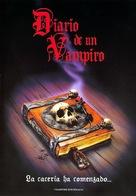 Vampire Journals - Spanish Movie Cover (xs thumbnail)