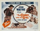 A Lady Takes a Chance - Re-release movie poster (xs thumbnail)