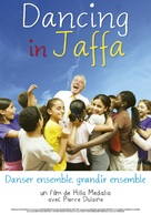 Dancing in Jaffa - Belgian Movie Poster (xs thumbnail)