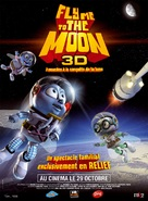 Fly Me to the Moon - French Movie Poster (xs thumbnail)