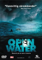 Open Water - Norwegian Movie Cover (xs thumbnail)