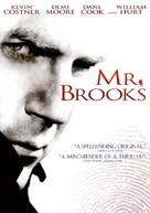 Mr. Brooks - DVD cover (xs thumbnail)