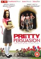 Pretty Persuasion - British DVD cover (xs thumbnail)
