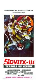 Der schweigende Stern - Italian Movie Poster (xs thumbnail)