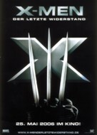 X-Men: The Last Stand - Swiss Movie Poster (xs thumbnail)