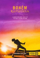 Bohemian Rhapsody - Hungarian Movie Poster (xs thumbnail)