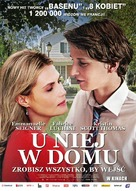Dans la maison - Polish Movie Poster (xs thumbnail)