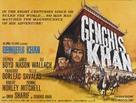 Genghis Khan - British Movie Poster (xs thumbnail)