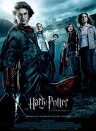Harry Potter and the Goblet of Fire - Norwegian Movie Poster (xs thumbnail)