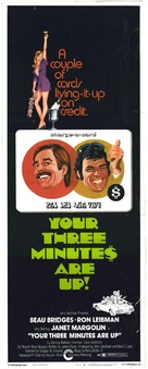 Your Three Minutes Are Up Movie Poster Xs Thumbnail