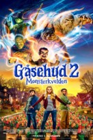 Goosebumps 2: Haunted Halloween - Norwegian Movie Poster (xs thumbnail)