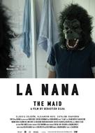 La nana - Dutch Movie Poster (xs thumbnail)