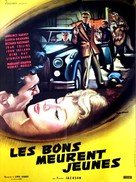 The Good Die Young - French Movie Poster (xs thumbnail)