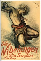 Die Nibelungen: Siegfried - German Movie Poster (xs thumbnail)