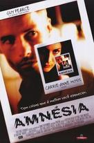 Memento - Brazilian Movie Poster (xs thumbnail)