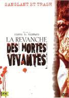 La revanche des mortes vivantes - French DVD movie cover (xs thumbnail)