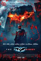 The Dark Knight - Never printed movie poster (xs thumbnail)