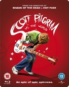 Scott Pilgrim vs. the World - British Blu-Ray movie cover (xs thumbnail)