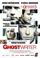 The Ghost Writer - Slovak Movie Poster (xs thumbnail)