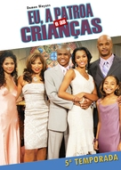 """""""My Wife and Kids"""" - Brazilian Movie Cover (xs thumbnail)"""