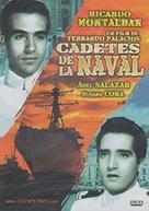 Cadetes de la naval - Mexican Movie Cover (xs thumbnail)