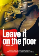 Leave It on the Floor - French Movie Poster (xs thumbnail)