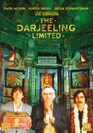 The Darjeeling Limited - Danish Movie Cover (xs thumbnail)