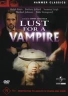 Lust for a Vampire - Australian Movie Cover (xs thumbnail)