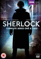"""Sherlock"" - British DVD cover (xs thumbnail)"