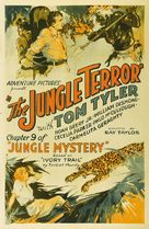 The Jungle Mystery - Movie Poster (xs thumbnail)