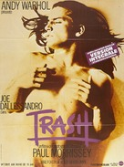 Trash - French Movie Poster (xs thumbnail)