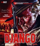 Django - Spanish Blu-Ray movie cover (xs thumbnail)