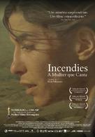 Incendies - Portuguese Movie Poster (xs thumbnail)